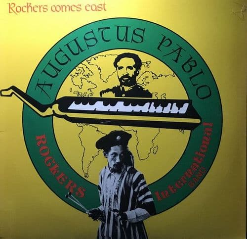 Augustus Pablo<br>Rockers Comes East<br>LP, RE